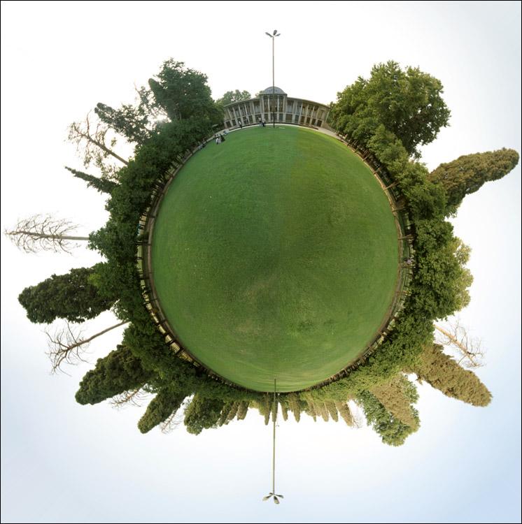 rolloing sphere